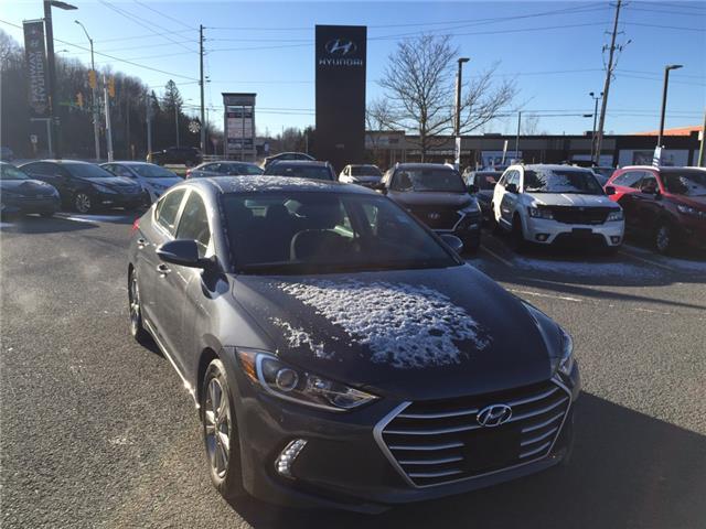 2018 Hyundai Elantra GL (Stk: R10270A) in Ottawa - Image 1 of 23