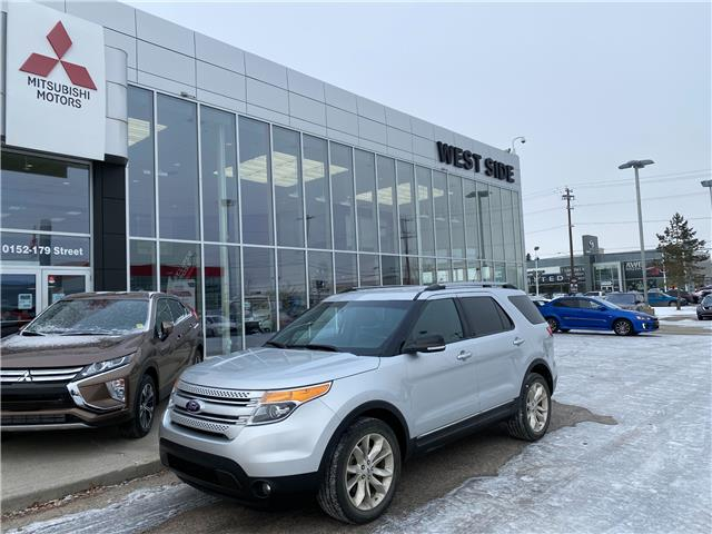 2015 Ford Explorer Limited (Stk: 7663A) in Edmonton - Image 1 of 23
