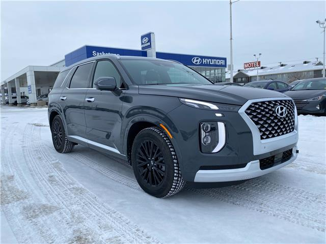 2021 Hyundai Palisade Ultimate Calligraphy (Stk: 50133) in Saskatoon - Image 1 of 9