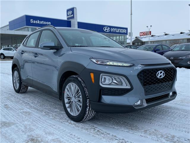 2021 Hyundai Kona 2.0L Preferred (Stk: 50076) in Saskatoon - Image 1 of 10