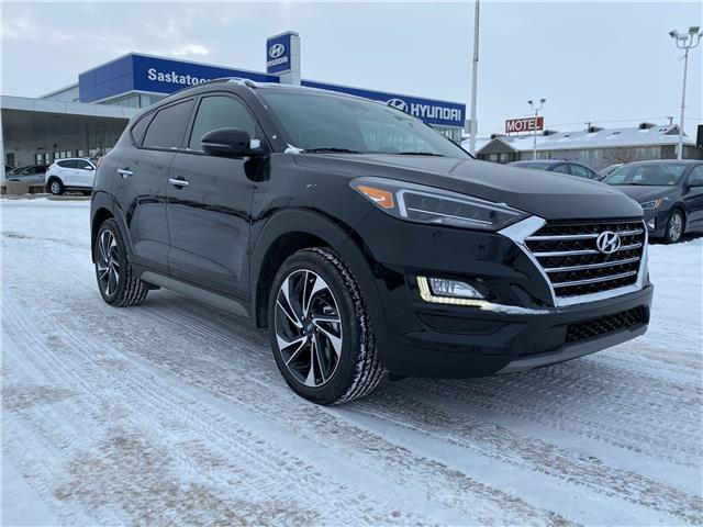 2021 Hyundai Tucson Ultimate (Stk: 50077) in Saskatoon - Image 1 of 11