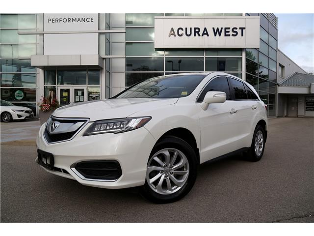 2017 Acura RDX Tech (Stk: 7349A) in London - Image 1 of 25