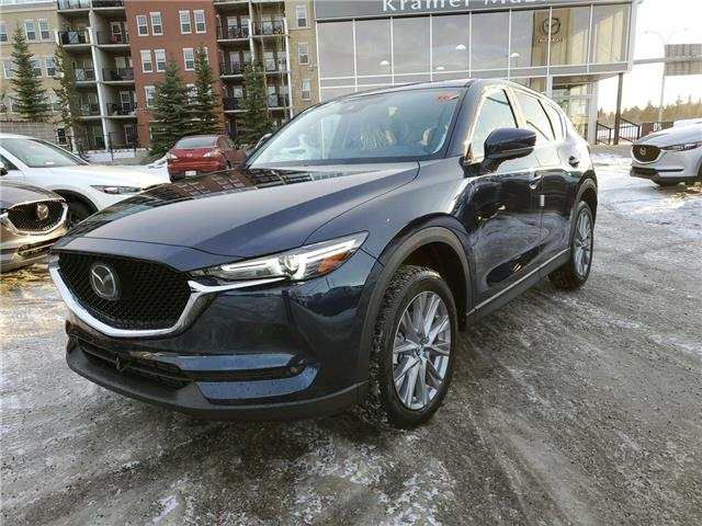 2021 Mazda CX-5 GT w/Turbo (Stk: N6271) in Calgary - Image 1 of 4