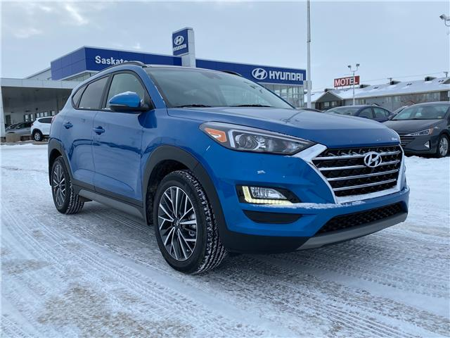 2021 Hyundai Tucson Luxury (Stk: 50111) in Saskatoon - Image 1 of 10