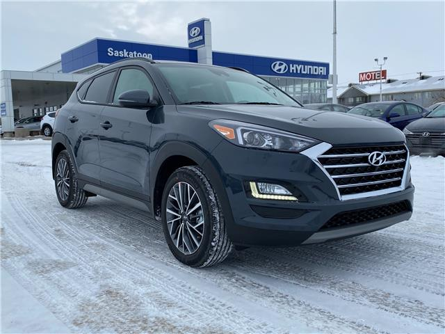 2021 Hyundai Tucson Preferred w/Sun & Leather Package (Stk: 50089) in Saskatoon - Image 1 of 10