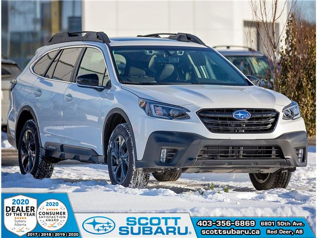 2021 Subaru Outback Outdoor XT 4S4BTHKD8M3140263 140263 in Red Deer
