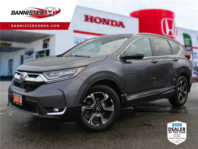 2018 Honda CR-V Touring (Stk: P20-139) in Vernon - Image 1 of 21