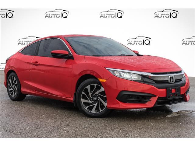2017 Honda Civic LX (Stk: 34436AU) in Barrie - Image 1 of 22