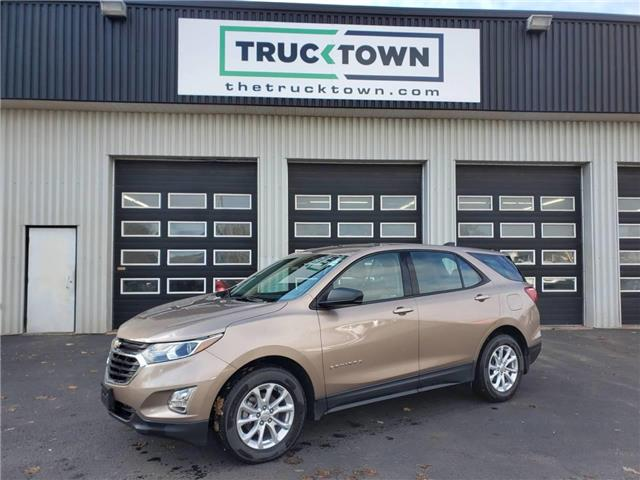 2018 Chevrolet Equinox LS (Stk: T0126) in Smiths Falls - Image 1 of 24