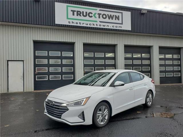 2020 Hyundai Elantra Preferred (Stk: T0111) in Smiths Falls - Image 1 of 23