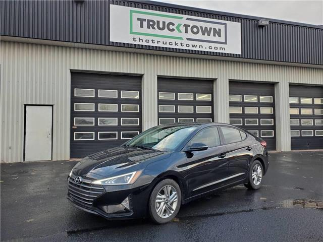 2020 Hyundai Elantra Preferred (Stk: T0112) in Smiths Falls - Image 1 of 24