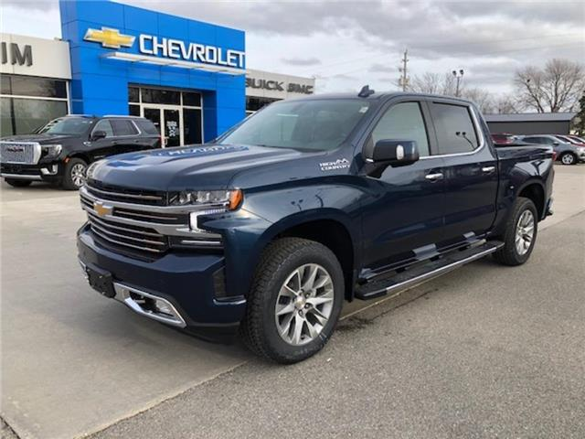 2021 Chevrolet Silverado 1500 High Country (Stk: M091) in Blenheim - Image 1 of 21
