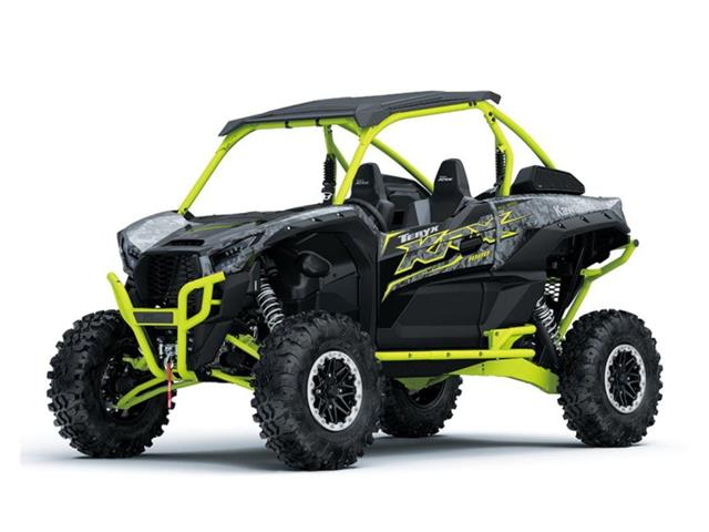 New 2021 Kawasaki Teryx KRX 1000 Trail Edition   - SASKATOON - FFUN Motorsports Saskatoon