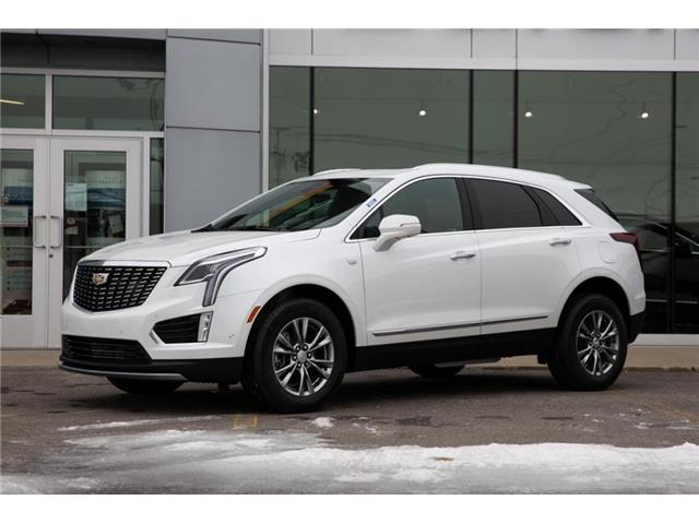2021 Cadillac XT5 Premium Luxury (Stk: MM052) in Trois-Rivières - Image 1 of 29