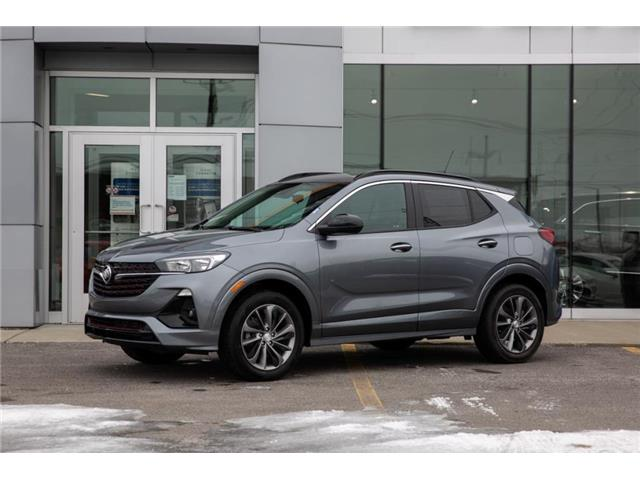 2021 Buick Encore GX Select (Stk: MM056) in Trois-Rivières - Image 1 of 27