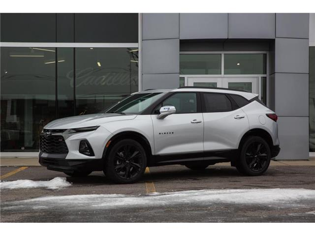 2021 Chevrolet Blazer RS (Stk: MM028) in Trois-Rivières - Image 1 of 28