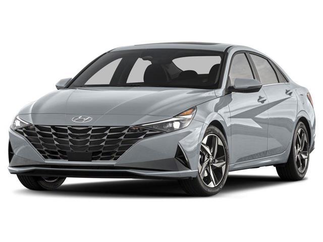 2021 Hyundai Elantra Ultimate w/Lt Grey Seats (Stk: N22798) in Toronto - Image 1 of 3