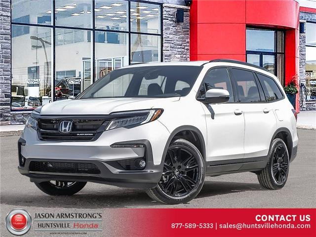 2021 Honda Pilot Black Edition (Stk: 221070) in Huntsville - Image 1 of 23