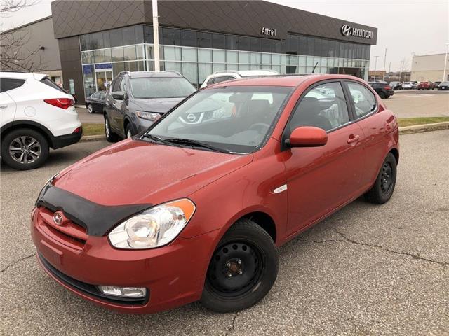 2010 Hyundai Accent  (Stk: 4392) in Brampton - Image 1 of 9