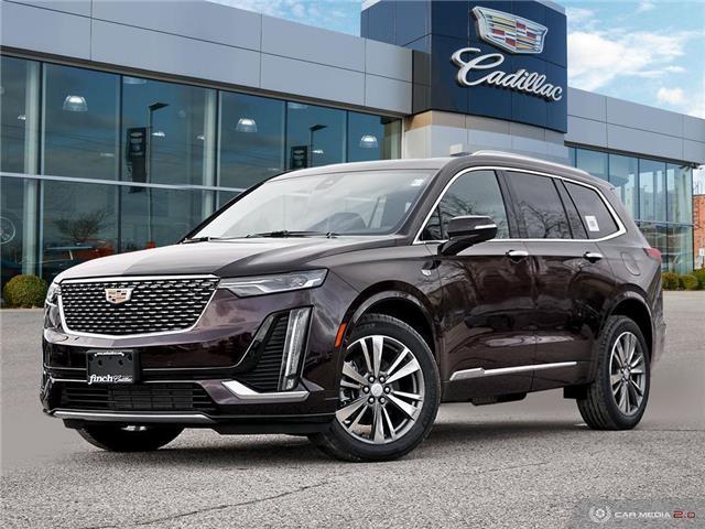 2021 Cadillac XT6 Premium Luxury (Stk: 152966) in London - Image 1 of 27