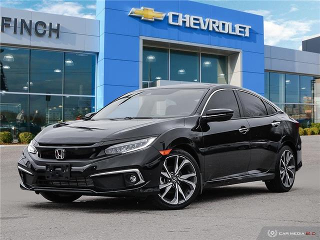 2020 Honda Civic Touring (Stk: 152995) in London - Image 1 of 28