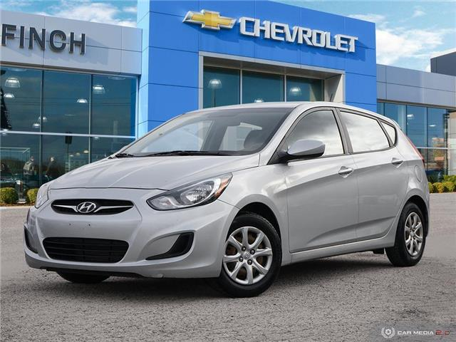 2013 Hyundai Accent GL (Stk: 152121) in London - Image 1 of 28
