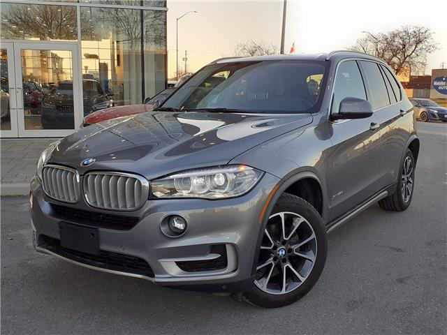 2017 BMW X5 xDrive35d (Stk: P9690) in Gloucester - Image 1 of 27