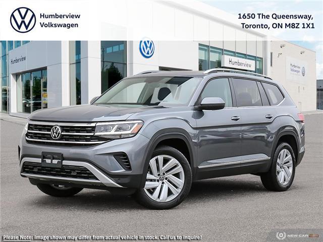 2021 Volkswagen Atlas 3.6 FSI Highline (Stk: 98247) in Toronto - Image 1 of 23