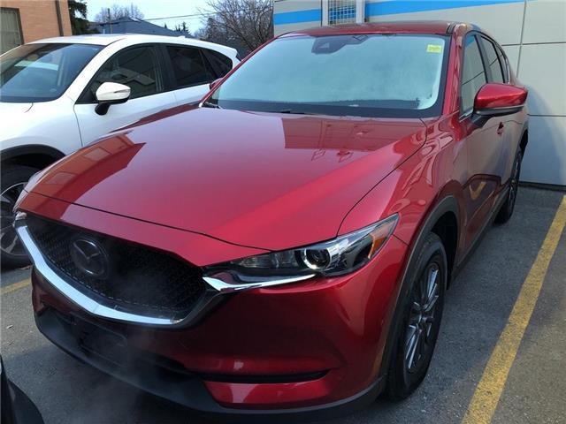 2017 Mazda CX-5 GS (Stk: P3176) in Toronto - Image 1 of 15