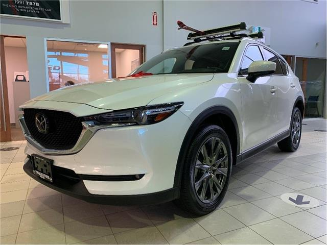 2019 Mazda CX-5 Signature w/Diesel (Stk: 19752) in Toronto - Image 1 of 11