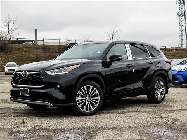 2021 Toyota Highlander Limited (Stk: 15122) in Waterloo - Image 1 of 22