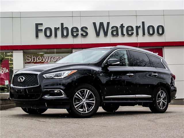 2018 Infiniti QX60 Base (Stk: 14001A) in Waterloo - Image 1 of 22