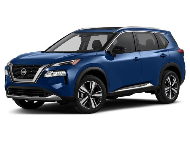 2021 Nissan Rogue SV (Stk: N21144) in Hamilton - Image 1 of 3