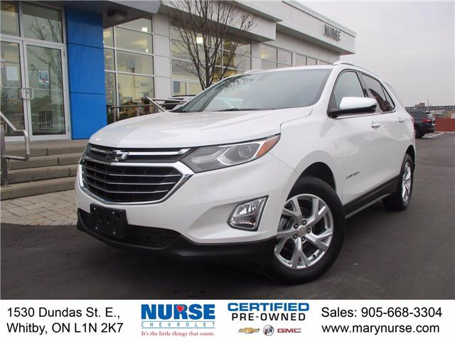 2019 Chevrolet Equinox Premier (Stk: 21T043A) in Whitby - Image 1 of 28