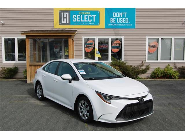 2020 Toyota Corolla LE (Stk: SU96141) in St. Johns - Image 1 of 21