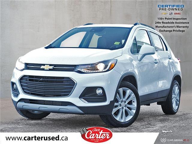 2018 Chevrolet Trax Premier (Stk: 42423L) in Calgary - Image 1 of 29