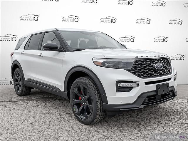 2021 Ford Explorer ST (Stk: S1020) in St. Thomas - Image 1 of 27