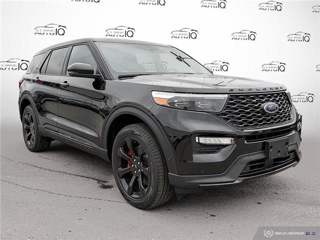 2021 Ford Explorer ST (Stk: S1016) in St. Thomas - Image 1 of 27