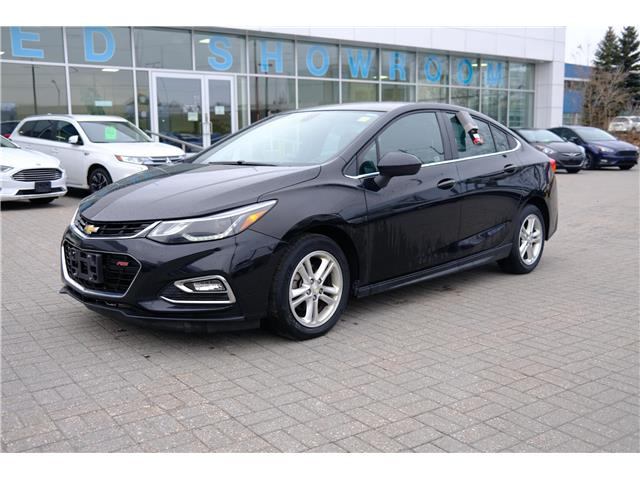 2017 Chevrolet Cruze LT Auto (Stk: 2009201) in Ottawa - Image 1 of 14