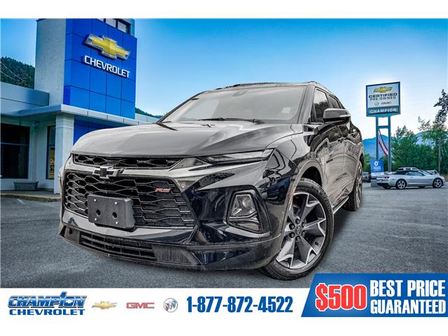 2021 Chevrolet Blazer RS (Stk: 21-14) in Trail - Image 1 of 28
