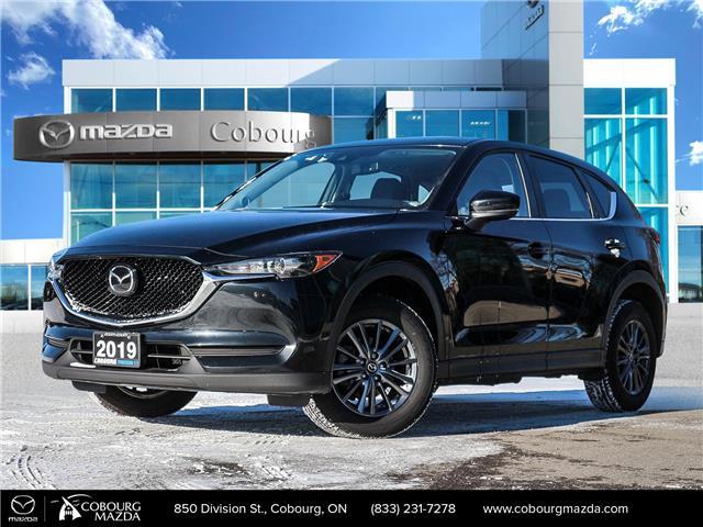 2019 Mazda CX-5 GS (Stk: 21058A) in Cobourg - Image 1 of 28