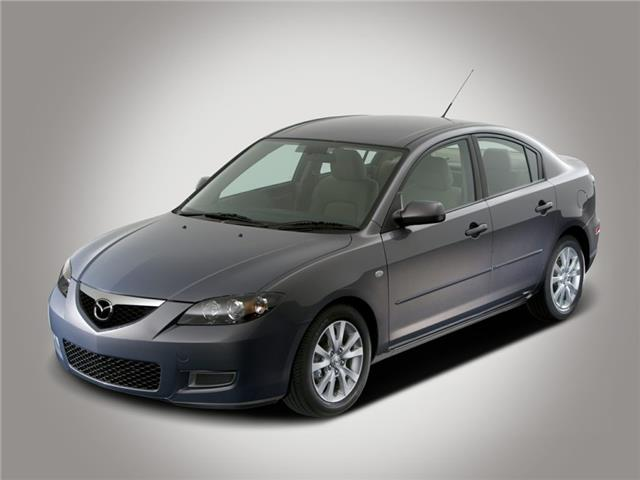 2007 Mazda Mazda3 GX (Stk: 03399P) in Owen Sound - Image 1 of 1