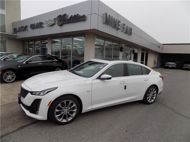 2021 Cadillac CT5 Luxury (Stk: 21105) in Smiths Falls - Image 1 of 15