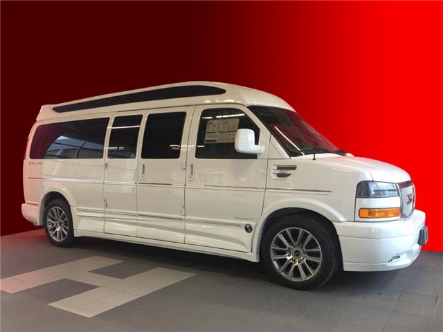 2020 GMC Savana 2500 Work Van (Stk: EX20-013) in Listowel - Image 1 of 24