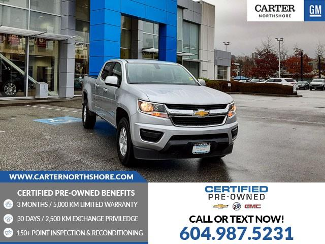 2016 Chevrolet Colorado WT (Stk: 974810) in North Vancouver - Image 1 of 26