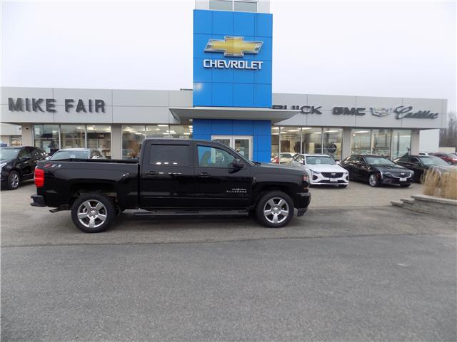 2018 Chevrolet Silverado 1500  (Stk: 21067A) in Smiths Falls - Image 1 of 15