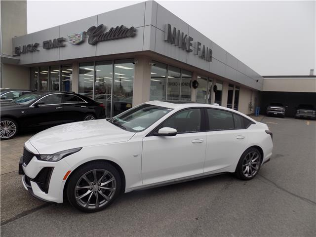 2021 Cadillac CT5 Sport (Stk: 21108) in Smiths Falls - Image 1 of 15