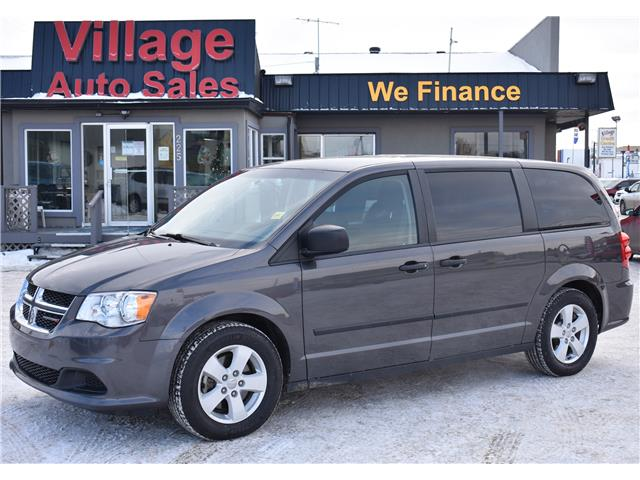 2016 Dodge Grand Caravan SE/SXT (Stk: P38116) in Saskatoon - Image 1 of 17