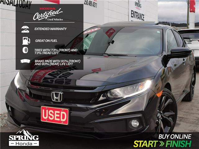 2019 Honda Civic Sport 2HGFC2F82KH013245 H29513A in North Cranbrook