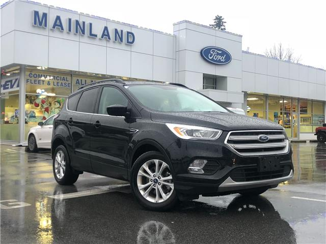 2018 Ford Escape SEL (Stk: 20F19489B) in Vancouver - Image 1 of 30